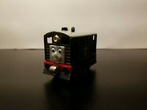Toby 7 Magnetic Car Metal Train Toy Thomas and Friends 2002 Die Cast Gullane C7