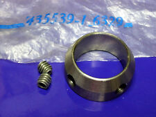 Johnson Evinrude OMC Electric Trolling Motor 435539 Adjustment Ring & Screws