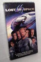 Lost in Space Sci Fi William Hurt Mimi Rodgers Matt LeBlanc VHS Tape Movie Video
