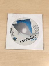 FileMaker Pro 10 for Mac and Windows, New, Sealed CD w/ License Key FULL VERSION