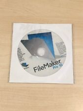 FileMaker Pro 10 for Mac and Windows, New, Factory-Sealed CD w/ License Key