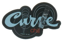 Curve Chill by Liz Claiborne for Men EDT Cologne Vial 0.04 oz. New in Box