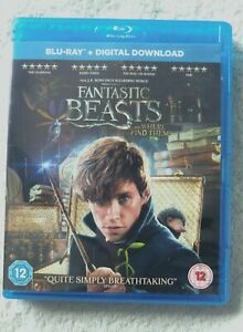 76743 Blu-ray - Fantastic Beasts And Where To Find Them  2016  5000234355