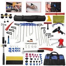 PDR Rods Kit professional Paintless Dent Repair Hail Remova Tools Repair Hammer