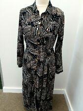 Monsoon - Smart Multicoloured  Shirt Dress - UK Size 14