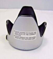 Used Unknown Brand Plastic 52mm Flower Petal Lens Hood 9301049