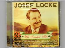 JOSEF LOCKE - 25 OF HIS GREATEST HITS - CD