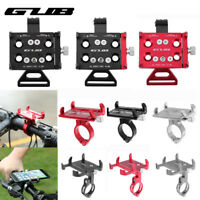 GUB Motorcycle Bike Bicycle Handlebar Phone Holder Clip Stand Mount Bracket Lot