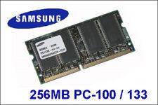 SAMSUNG 256MB 144 Pin PC-100 und 133 für Toshiba Laptop