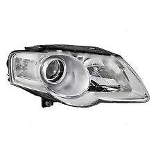 VW PASSAT MK6 B6 SALOON 6/2005-3/2011  HEADLIGHT LAMP DRIVERS SIDE O/S