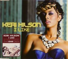 Maxi CD - Keri Hilson - I Like - #A3509