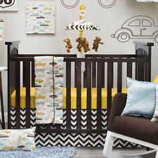 Sweet Potato by Glenna Jean Traffic Jam 3 Piece Crib Bedding Set