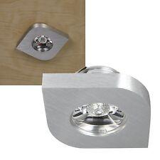 LED Einbaustrahler EEK: A+ 90lm 350mA 1W Möbeleinbauleuchte Deckeneinbauleuchte