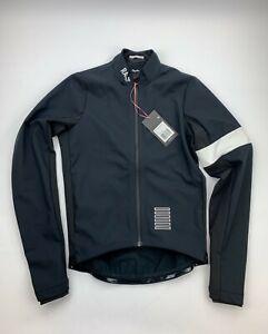 RAPHA Pro Team Training Jacket Black / White Size Medium New