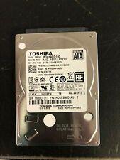 "Toshiba 1TB 2.5"" 5400 RPM Hard Drive MQ01ABD100 100% Health/Performance"