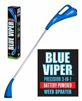 Blue Viper Garden Lawn Weed Sprayer Pump Chemical Fertilizer Pesticide Spray New