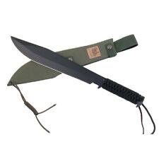 Linton machete Knife negro herramienta busch cuchillo