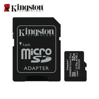 Kingston 32 GB MicroSD SDHC Speicherkarte Klasse 10 UHS-I TF Card SDCS2/32GB