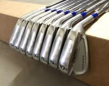 Honma Tour World W-Forged 737 VN Irons 3-10 Tour 130 X-Stiff Flex Steel Golf Set