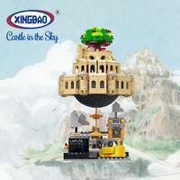 Xingbao Bausteine Modell Laputa Castle Geschenk 1179Pcs Spielzeug Gebäude Anime