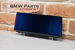 """BMW 3 F30 F31 F32 F83 M4 F82 Bildschirm Display Monitor 8.8"""" TOUCH 6844126 CID"""