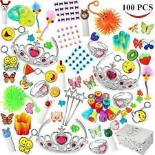 Party Favor Set 100 Piece Toys Kids Toddler Prizes Girl Halloween Gift NEW