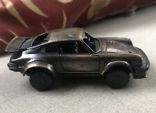 Diecast Porsche 911 Carrera Sports Car Coupe Pencil Sharpener Collectible Metal
