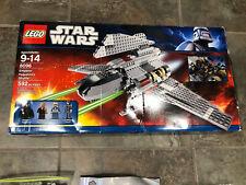 LEGO Star Wars Emperor Palpatine's Shuttle (8096) - Original box 664 Pieces