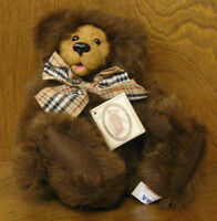 "KIMBEARLY'S ORIGINALS #19054 DOOBIE, 10"" jointed LE,  NEW From Retail Store"