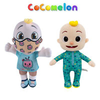 Cocomelon JJ Boy Plush Doll Soft Stuffed Toys Kids Educational Birthday Gift