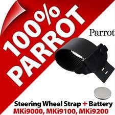 Parrot Steering Wheel Strap + Battery for MKi9000 MKi9100 MKi9200 New Genuine