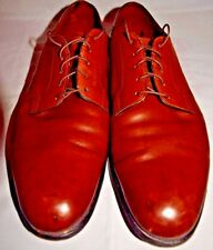 Edward Green Chelsea Men's Brown Captoe Shoes 12 1/2 US Made in England bullock
