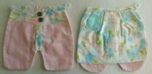 Man's Shorts and Woman's Bloomers Potholders – Anatomically Correct