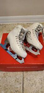 EDEA Chorus 215 Ice Skates with John Wilson Pattern 99 Blades