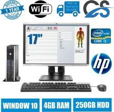 """Desktop PC HP SO Windows 10 dimensione dello schermo 17"""""""
