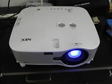 NEC NP2150 XGA HD LCD 4200 LUMENS WIFI GAMING MOVIE PROJECTOR for parts