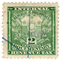 (I.B) Philippines Revenue : Documentary 2c