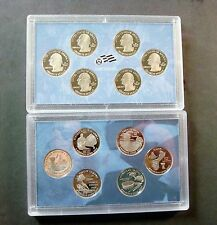 2009-S  PROOF PRESIDENTIAL  SET 4 coins in plastic case