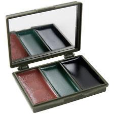 Helikon Army Tactisch Camouflage Gezichtsverf 3 Kleuren Bruin Groen Zwart Mirror