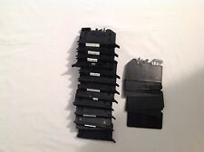 Lot 12pcs Allen Bradley 1492 1492H Terminal Block Fuse Holders with 8 Spacers