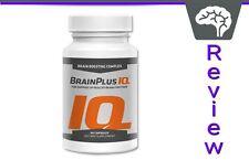 BrainPlus IQ 60 Capsules  high-value concentration boosters! Brain plus