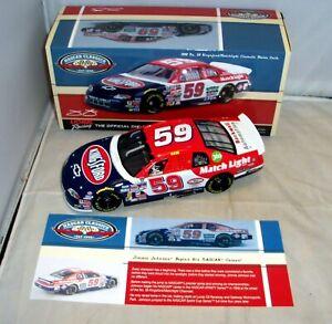 1:24 ACTION NASCAR CLASSICS 2015 1998 #59 KINGSFORD MONTE CARLO JIMMIE JOHNSON