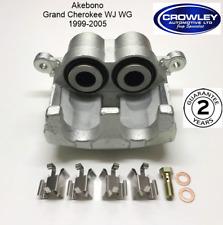 For Jeep Grand Cherokee Front Left Akebono Brake Caliper 99-04 & 2.7 CRD
