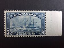 Canada 1933 Royal William Ship MNH