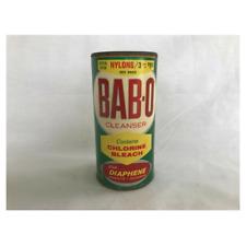 Vintage Bab-O Cleanser Tin