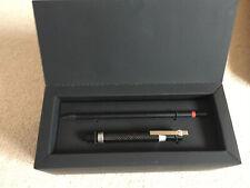 Alfa Romeo 4c Carbon Fibre Pencil Holder Genuine Alfa Merchandise