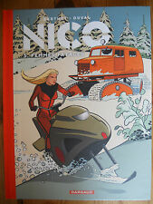 Nico T3 Femmes fatales TL Dos toilé Berthet Duval Pin Up sexy Neuf
