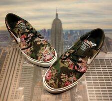 Nike Zoom Stefan Janoski PR Print Multi-Color Digi Floral Size 11 482972 900 New