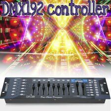 192 DMX Channels Controller DMX512 Stage Lighting Console for DJ Stage Light