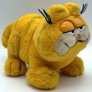 Garfield auf vier Pfoten - Plüsch - ca. 25cm - Vintage - Kult